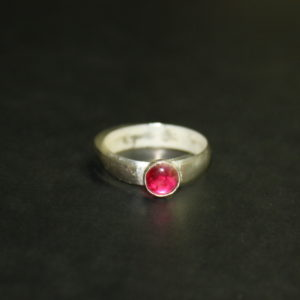 Ruby Wideband Ring